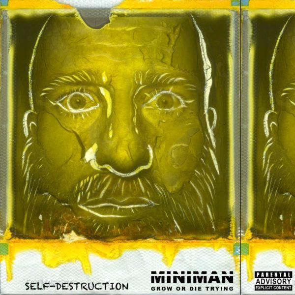 miniman art self-destruction collection