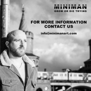 miniman art live call class