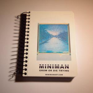 miniman art writing drawing book